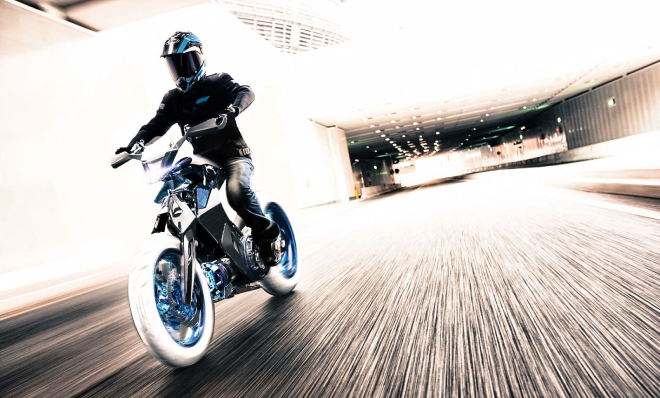 Yamaha XT500 H20