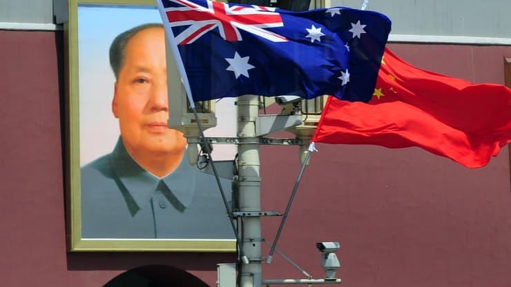 """""""Không có triển vọng"""" căng thẳng Trung - Úc sớm hạ nhiệt - Ảnh 1."""