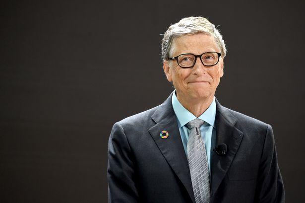 Bill Gates từng thuê vũ nữ thoát y đến để bơi cùng ông tại nhà? - Ảnh 3.