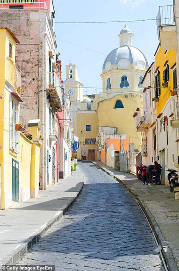 """Italia: Đảo sắc màu Procida chờ đón du khách khám phá bí mật """"viên ngọc ẩn"""" - Ảnh 3."""