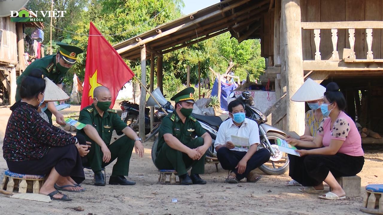 Biên phòng Sơn La: Sáng tạo trong việc tuyên truyền về bầu cử Quốc hội - Ảnh 5.