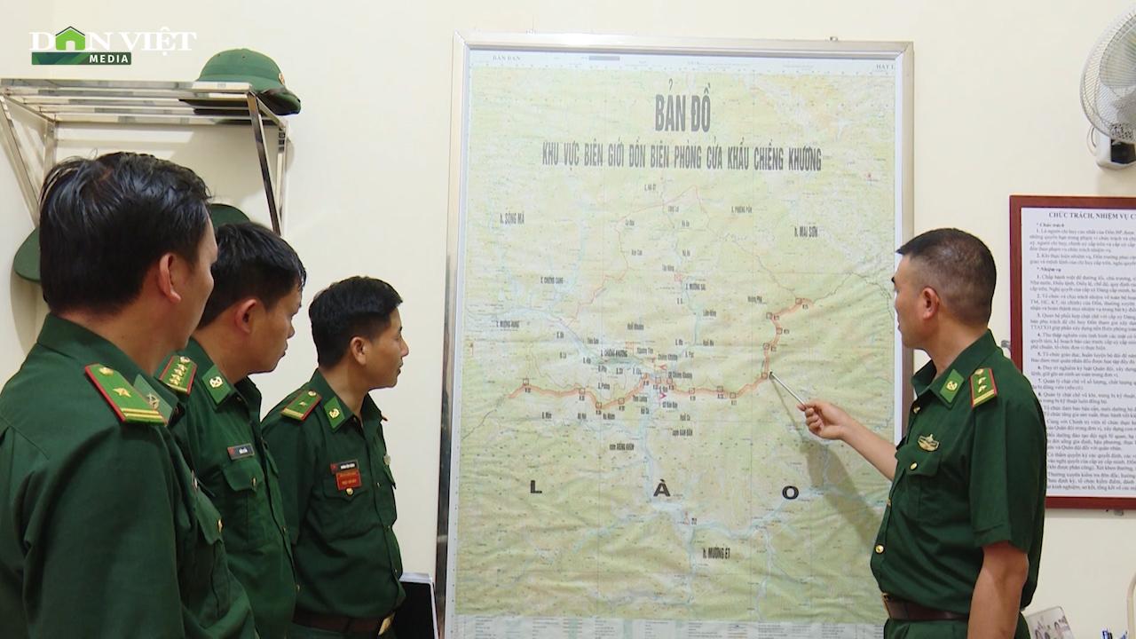 Biên phòng Sơn La: Sáng tạo trong việc tuyên truyền về bầu cử Quốc hội - Ảnh 4.