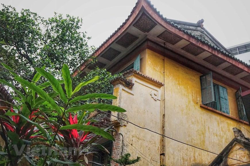 Kiến trúc độc đáo của dinh thự Bảo Đại giữa lòng Thủ đô