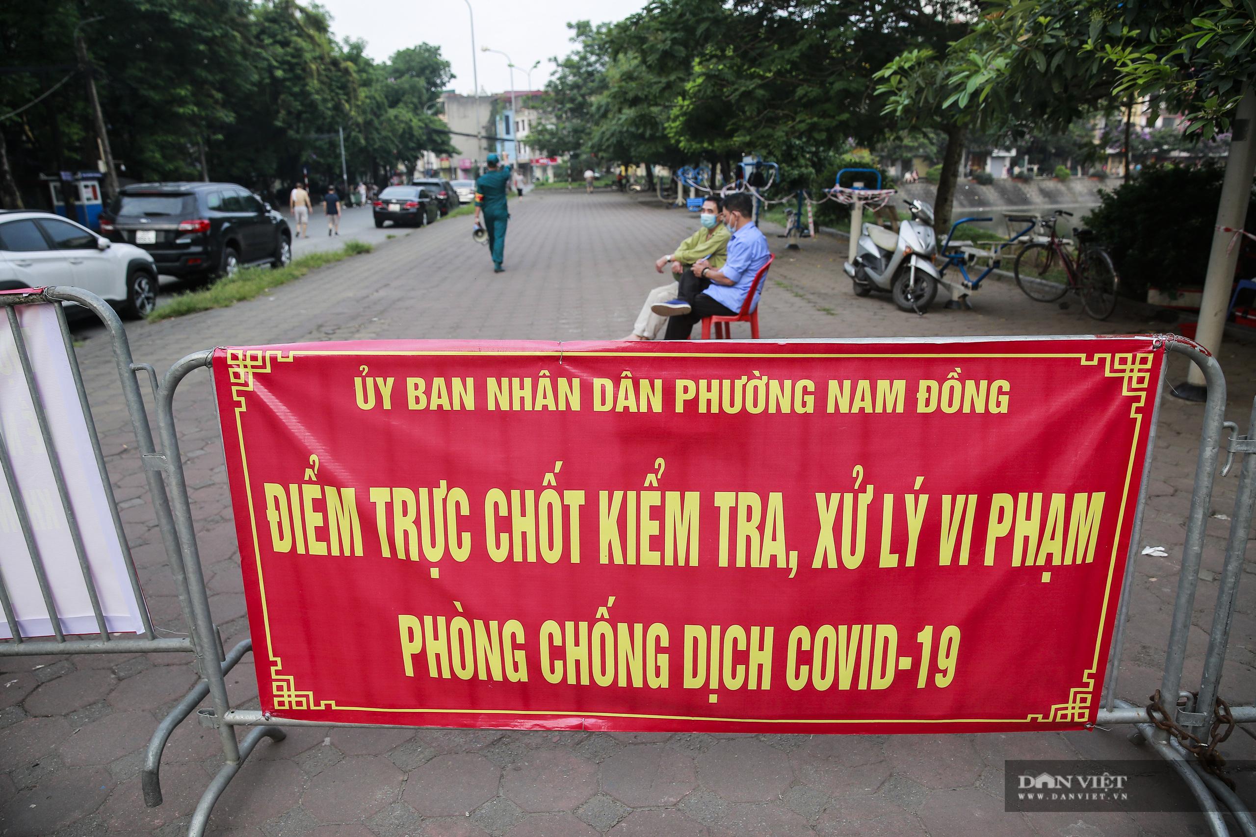 """Hà Nội: căng dây máy tập thể dục, người dân vẫn """"làm ngơ"""" - Ảnh 1."""