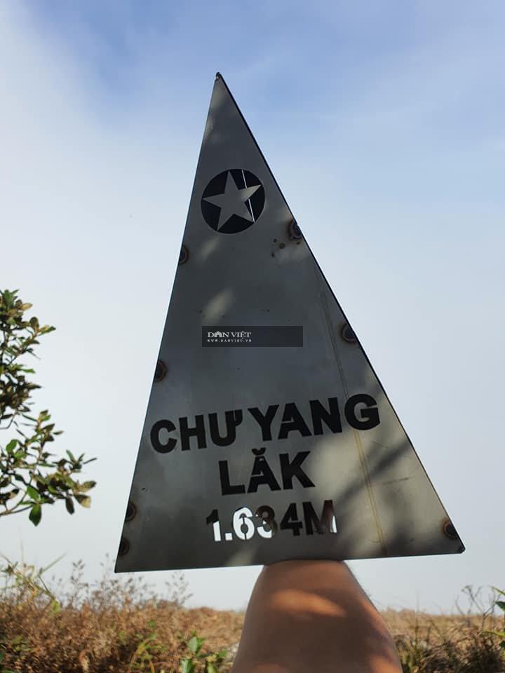"""Săn mây trên đỉnh Chư Yang Lắk – """"Vườn"""" mây tuyệt đẹp giữa Tây Nguyên - Ảnh 1."""