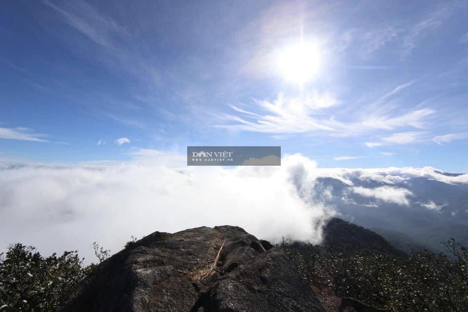 """Săn mây trên đỉnh Chư Yang Lắk – """"Vườn"""" mây tuyệt đẹp giữa Tây Nguyên - Ảnh 4."""