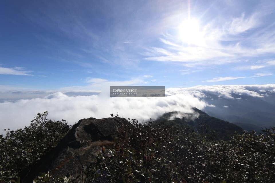 """Săn mây trên đỉnh Chư Yang Lắk – """"Vườn"""" mây tuyệt đẹp giữa Tây Nguyên - Ảnh 13."""