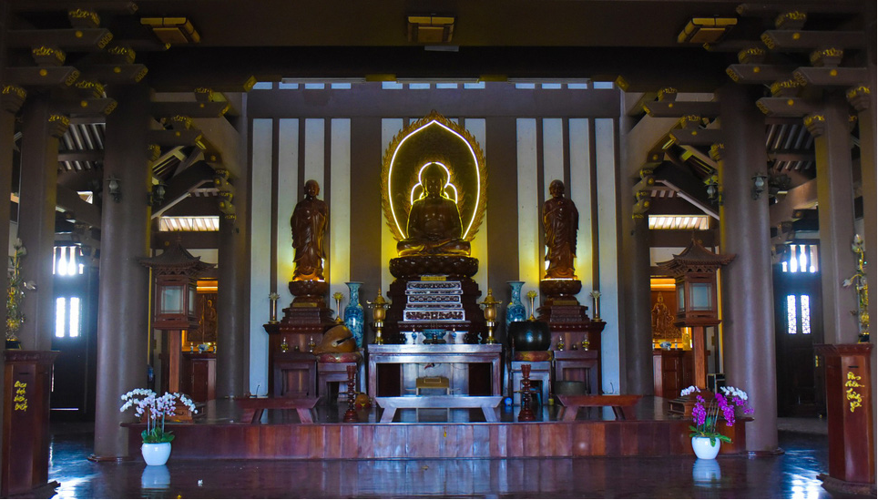 Tu viện Khánh An – dấu ấn lịch sử hào hùng của thành phố Hồ Chí Minh - Ảnh 5.