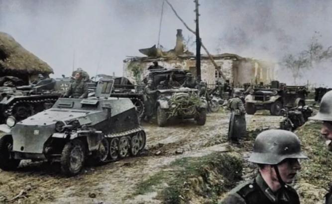 Chiến tranh thế giới thứ hai đã diễn ra vô số trận đánh sử dụng lực lượng quân đội đông đảo, nếu không có thế mạnh của hàng trăm nghìn quân thì sẽ khó đạt được mục tiêu chiến thuật.