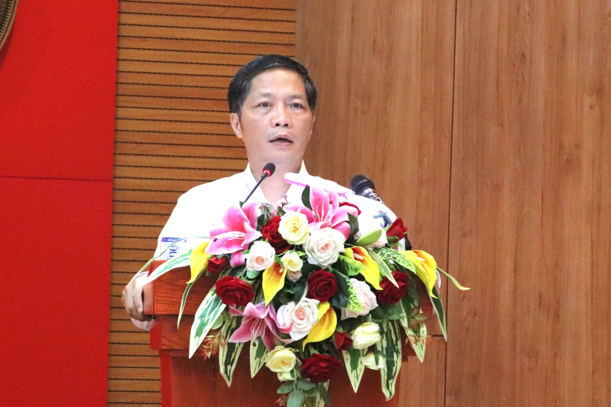 Trưởng Ban Kinh tế Trung ương Trần Tuấn Anh nêu 2 lưu ý khi phát triển Khu kinh tế Vân Phong - Ảnh 1.