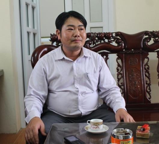 Thanh Hóa: Bắt nguyên Chủ tịch xã và cán bộ địa chính liên quan đến sai phạm đất đai - Ảnh 1.