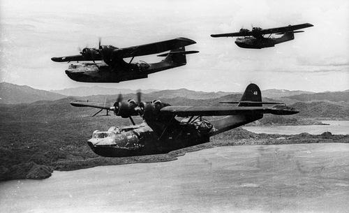 """Thủy phi cơ """"Mèo đen"""" của Mỹ: Nỗi ám ảnh đối với Phát xít Nhật - Ảnh 1."""