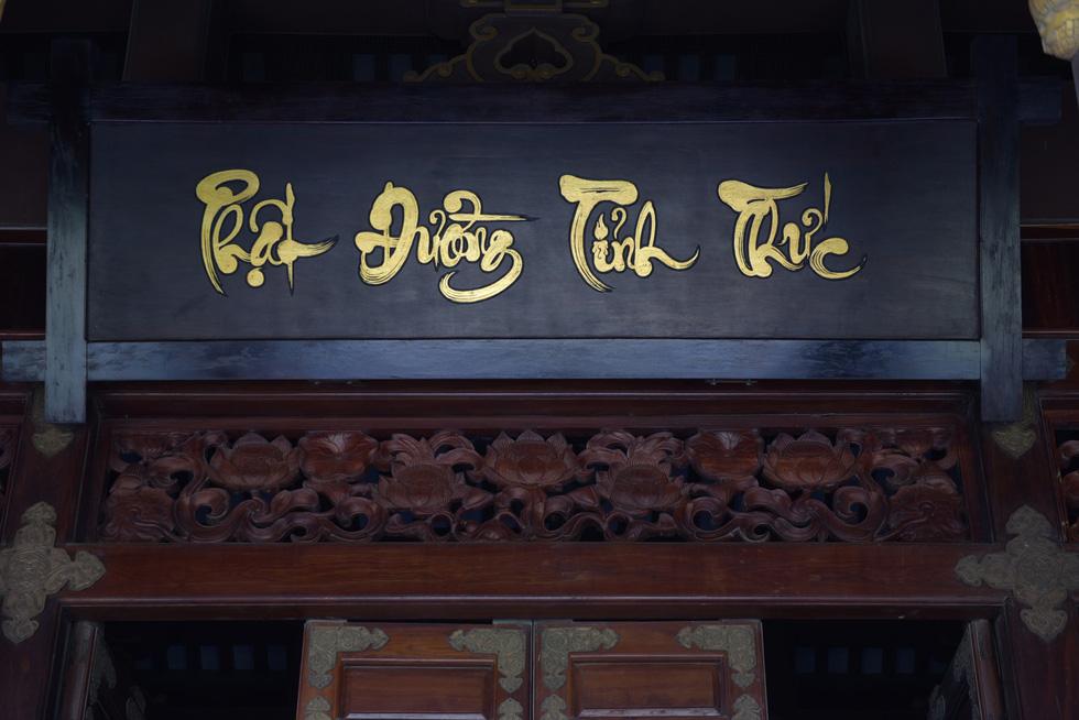 Tu viện Khánh An – dấu ấn lịch sử hào hùng của thành phố Hồ Chí Minh - Ảnh 4.