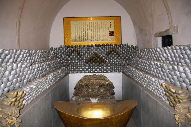 """Vụ trộm quốc khố lớn nhất lịch sử Thanh triều: Có 1.218 vạn lượng bạc,  """"bốc hơi"""" hơn 900 vạn lượng - Ảnh 2."""