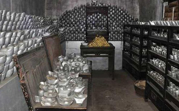 """Vụ trộm quốc khố lớn nhất lịch sử Thanh triều: Có 1.218 vạn lượng bạc,  """"bốc hơi"""" hơn 900 vạn lượng - Ảnh 1."""