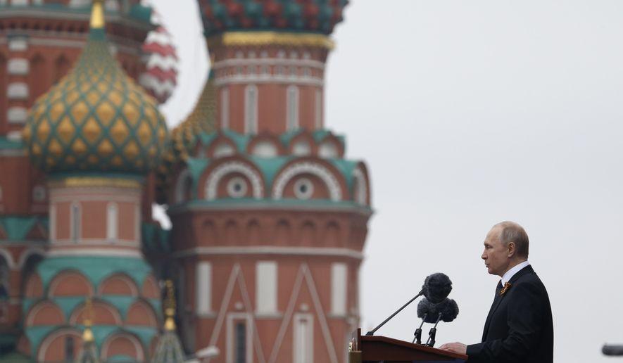 """Putin để lộ """"át chủ bài"""", nhà báo Đức choáng váng khi chứng kiến - Ảnh 1."""