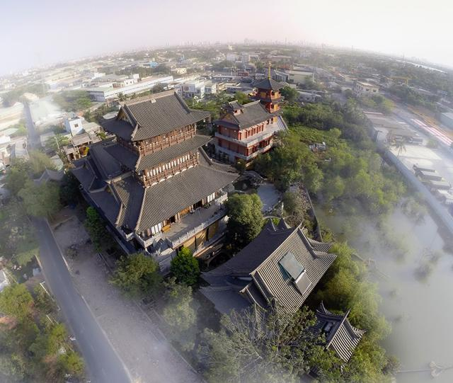 Tu viện Khánh An – dấu ấn lịch sử hào hùng của thành phố Hồ Chí Minh - Ảnh 1.