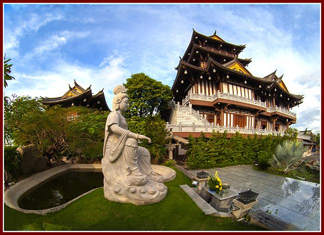 Tu viện Khánh An – dấu ấn lịch sử hào hùng của thành phố Hồ Chí Minh - Ảnh 10.