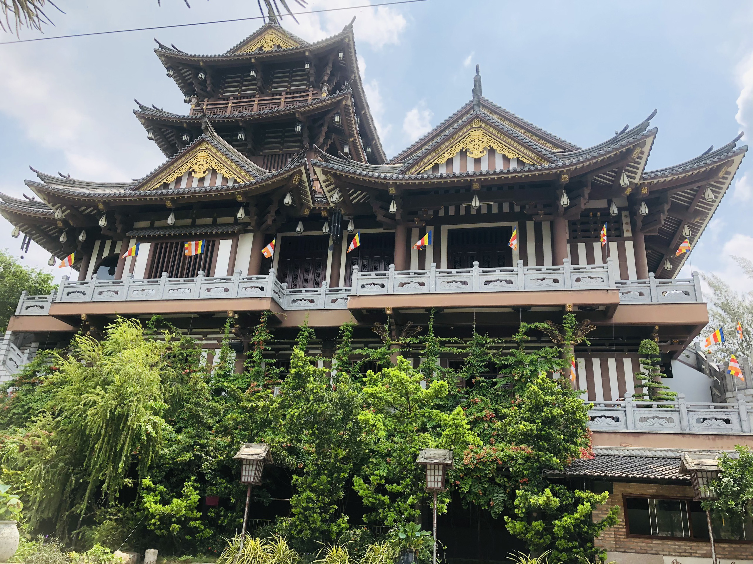 Tu viện Khánh An – dấu ấn lịch sử hào hùng của thành phố Hồ Chí Minh - Ảnh 9.