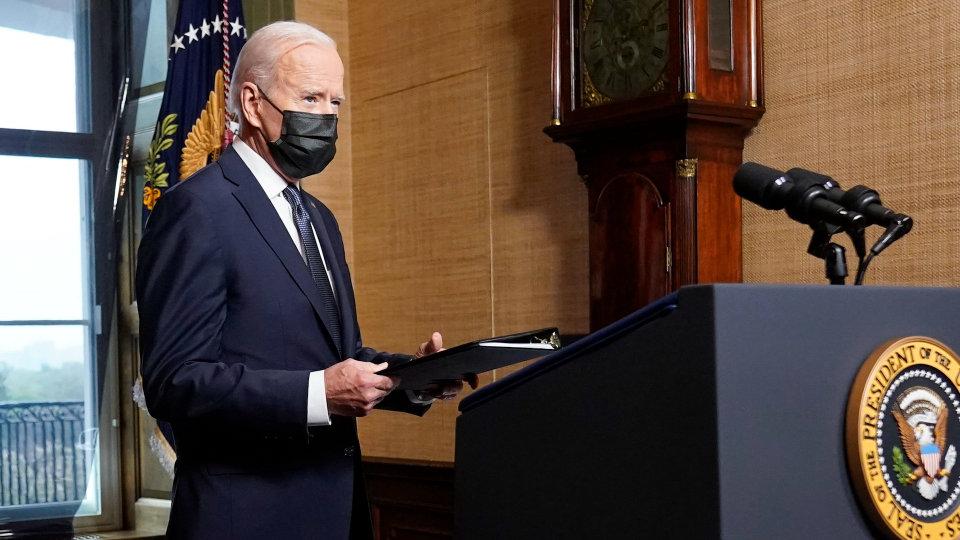 """Ông Biden sẽ """"thả"""" Afghanistan để nhắm vào Trung Quốc, Nga? - Ảnh 1."""