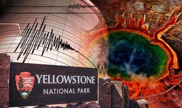 Cảnh báo hơn 1.700 trận động đất vào năm ngoái, siêu núi lửa Yellowstone sẽ phun trào? - Ảnh 1.