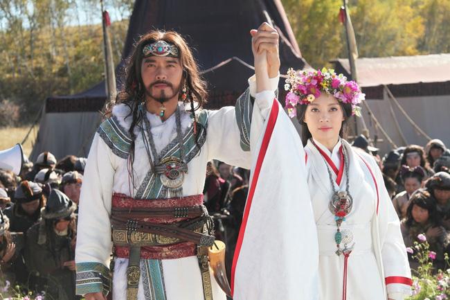 Không phải Võ Tắc Thiên, đây mới là nữ Hoàng đế đầu tiên từng khuynh đảo thiên hạ thời phong kiến Trung Hoa - Ảnh 4.