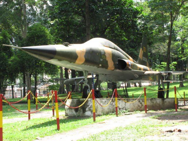 Việt Nam là quốc gia duy nhất từng dùng cả MiG-21 Liên Xô và F-5 Mỹ trong thực chiến? - Ảnh 4.