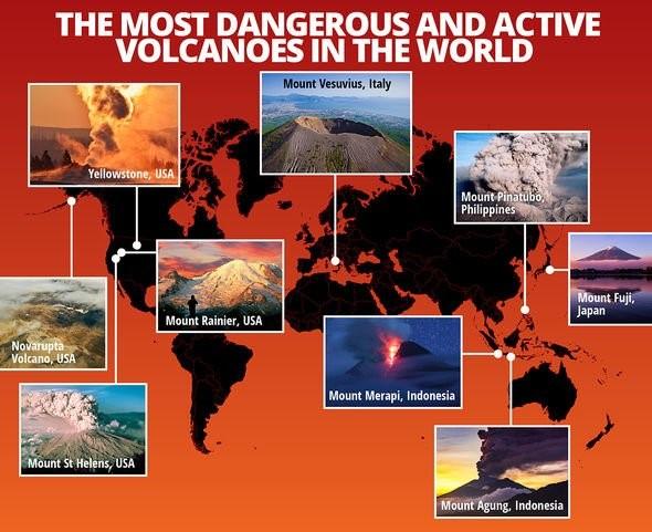 Cảnh báo hơn 1.700 trận động đất vào năm ngoái, siêu núi lửa Yellowstone sẽ phun trào? - Ảnh 2.