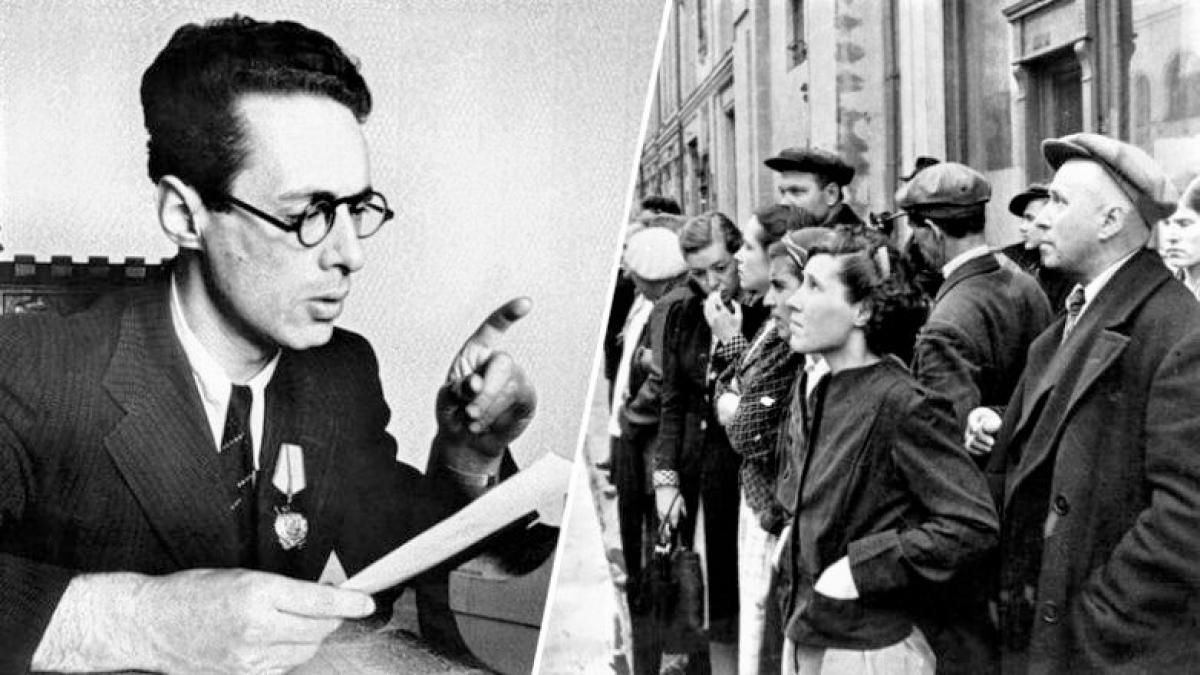 Cuộc đời thăng trầm của phát thanh viên nổi tiếng nhất Liên Xô - Ảnh 2.