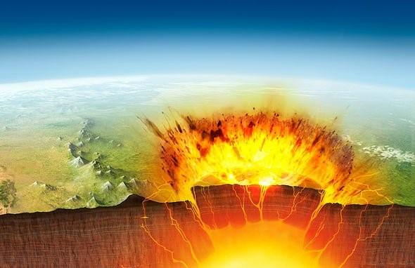 Cảnh báo hơn 1.700 trận động đất vào năm ngoái, siêu núi lửa Yellowstone sẽ phun trào? - Ảnh 4.