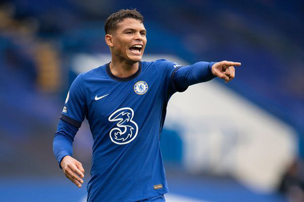Thiago Silva được Tuchel tin tưởng.