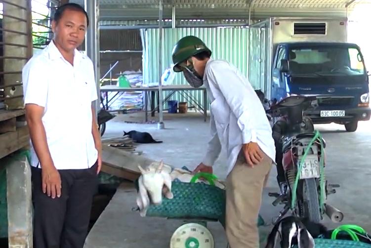 Tiền Giang: Nuôi con vật khoái khẩu so đũa, bán được thịt, giống, sữa, phân, anh nông dân mỗi năm thu tiền tỷ - Ảnh 5.