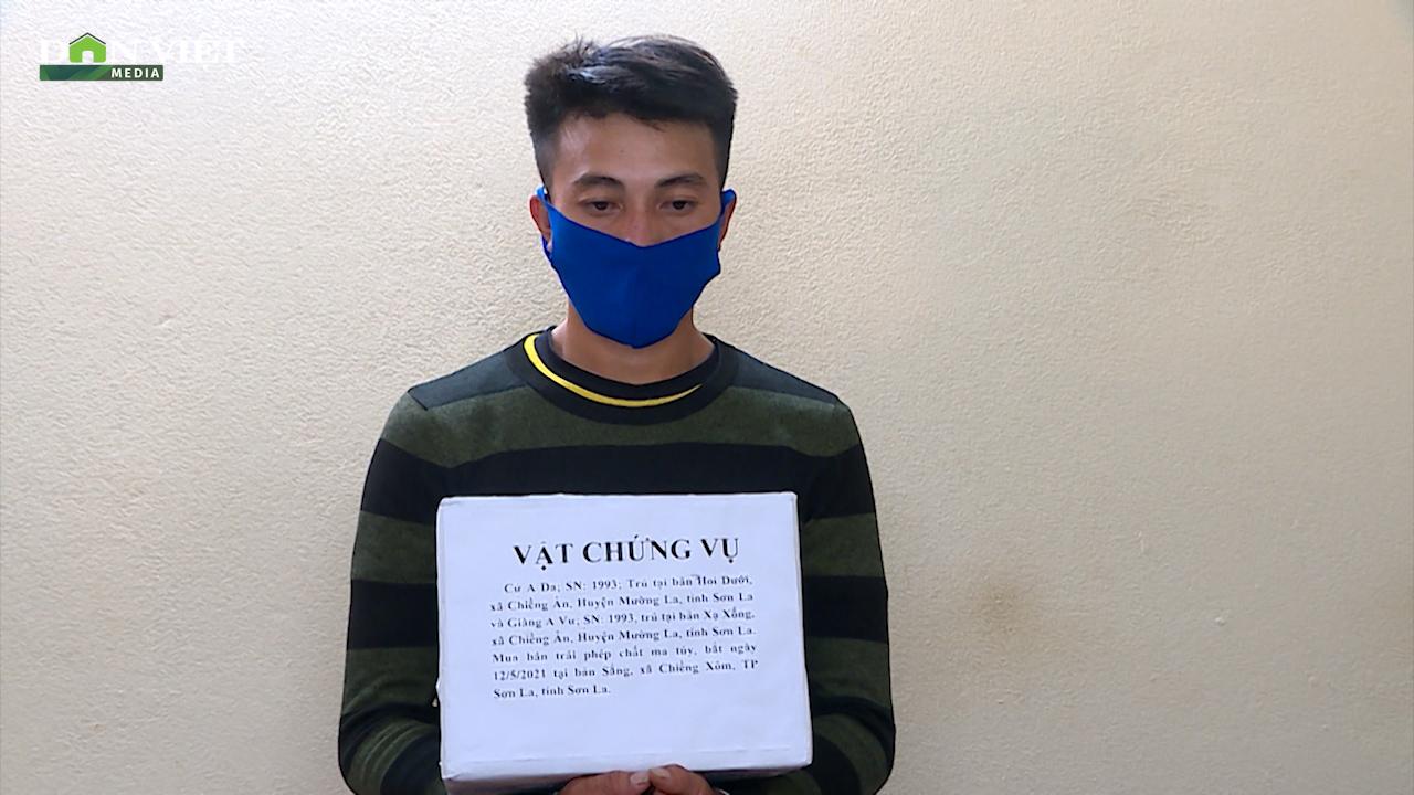 Sơn La: Tóm ngon 2 thanh niên dân tộc mua ma túy để bán kiếm lời - Ảnh 4.