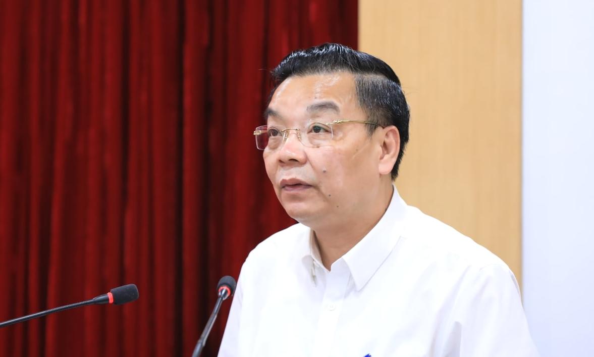 Chủ tịch Hà Nội hỏa tốc ra công điện số 7 liên quan đến mối nguy cơ cao lây nhiễm Covid-19 trong cộng đồng - Ảnh 1.