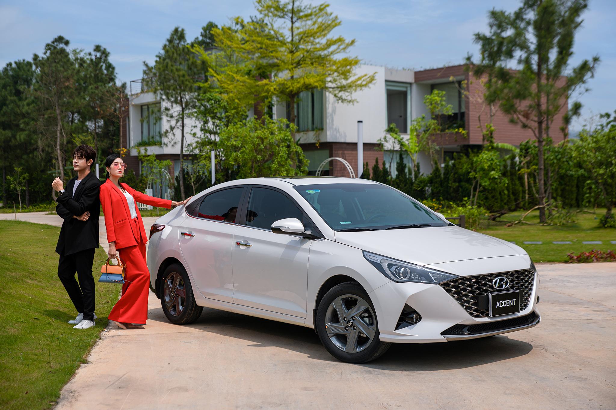"""Hyundai Accent vẫn cực """"ăn khách"""", doanh số tháng 4 bao nhiêu xe? - Ảnh 1."""