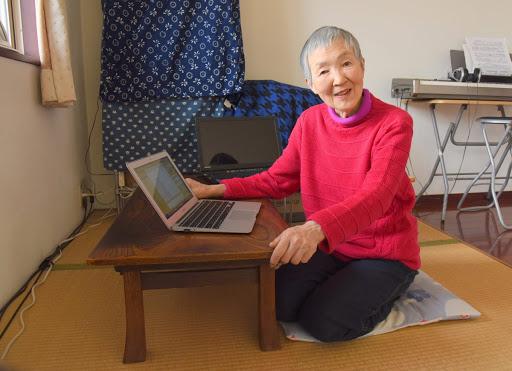 Cụ bà Nhật Bản gây choáng khi học lập trình ở tuổi 81, còn tự làm game cho mình - Ảnh 2.