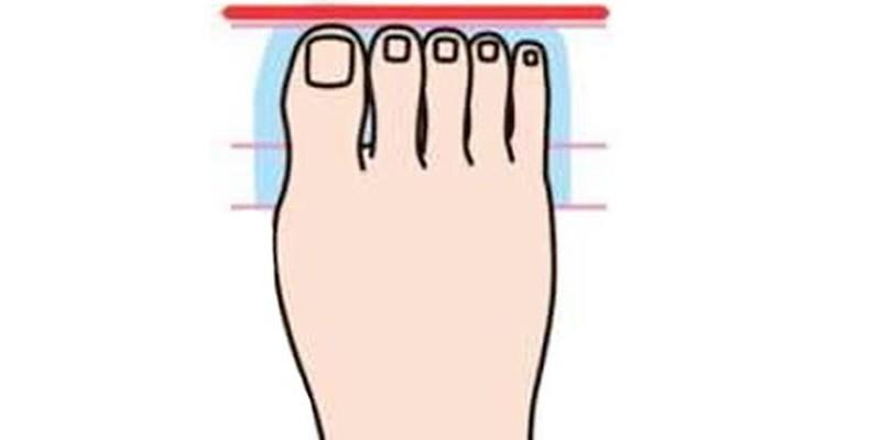 4 kiểu bàn chân cho thấy hậu vận giàu sang, cả đời hưởng phúc  - Ảnh 1.
