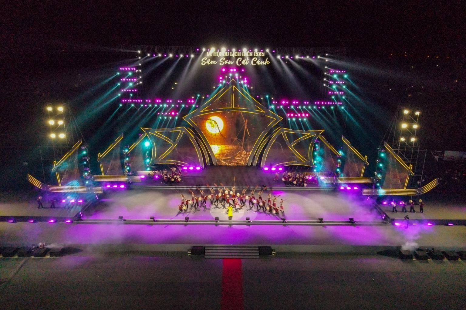 Sun Group ra mắt Khu đô thị Quảng trường biển Sun Grand Boulevard tại Sầm Sơn - Ảnh 1.