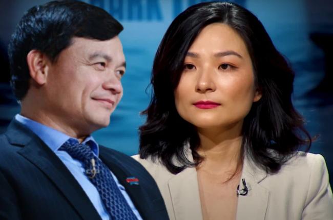 """Shark Phú buông lời """"ong bướm"""" với CEO nữ trên truyền hình là xúc phạm phụ nữ? - Ảnh 1."""