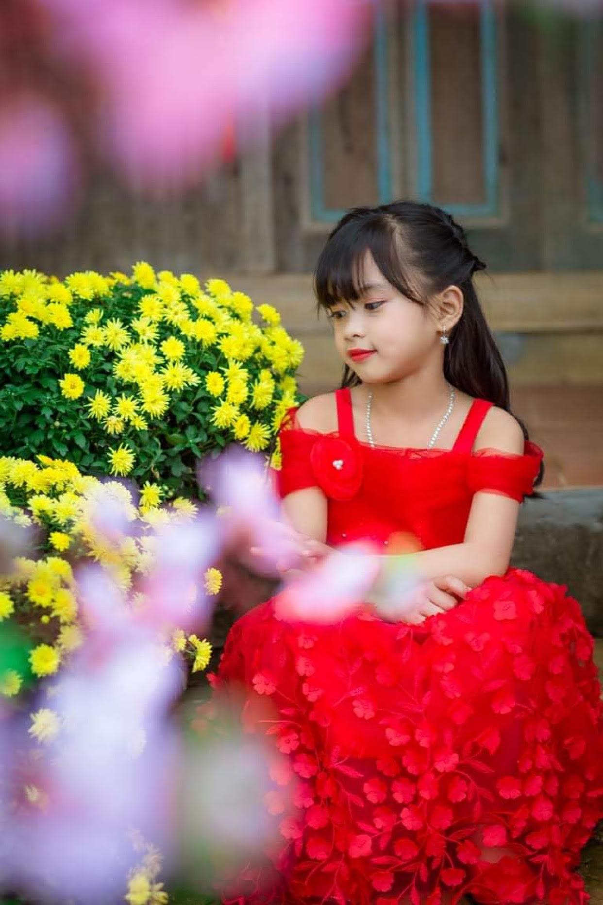 Đặng Phạm Phương Uyên: Bông hoa xinh đẹp tài năng của Vĩnh Phúc - Ảnh 3.