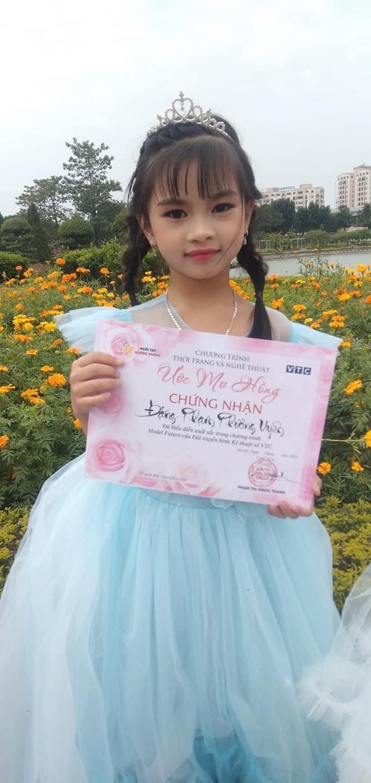 Đặng Phạm Phương Uyên: Bông hoa xinh đẹp tài năng của Vĩnh Phúc - Ảnh 4.