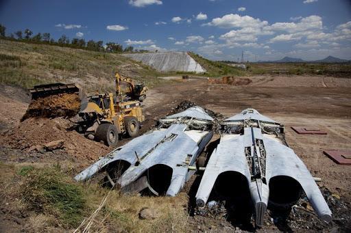 """""""Mãnh thú ném bom"""" F-111 Mỹ bị chôn vùi gây sốc ở Australia - Ảnh 4."""