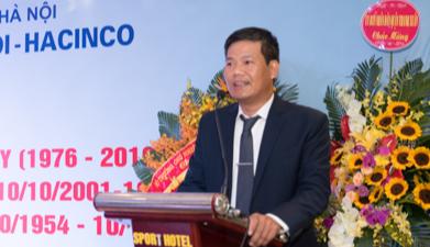 Hà Nội: Cách chức Giám đốc HACINCO đối với ông Nguyễn Văn Thanh - Ảnh 1.