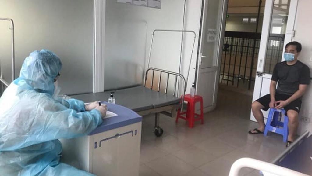 Quyết định khởi tố vụ án hình sự đối với BN3051 nhập cảnh từ Lào - Ảnh 1.