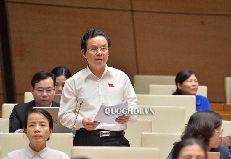 2 giáo sư tự ứng cử Đại biểu Quốc hội và Giám đốc Bệnh viện Bạch Mai cùng đơn vị bầu cử  - Ảnh 1.