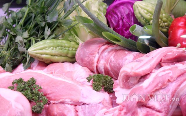 Dự đoán giá thịt heo của Mỹ tiếp tục có xu hướng tăng trong thời gian tới.