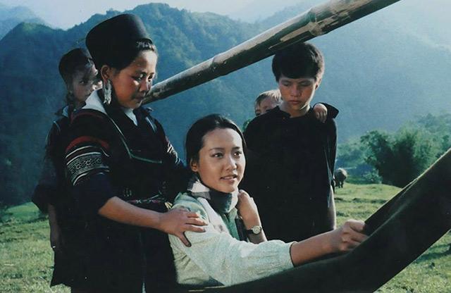 Chiêm ngưỡng nhan sắc tuổi đôi mươi của nữ diễn viên Hồng Ánh - Ảnh 6.