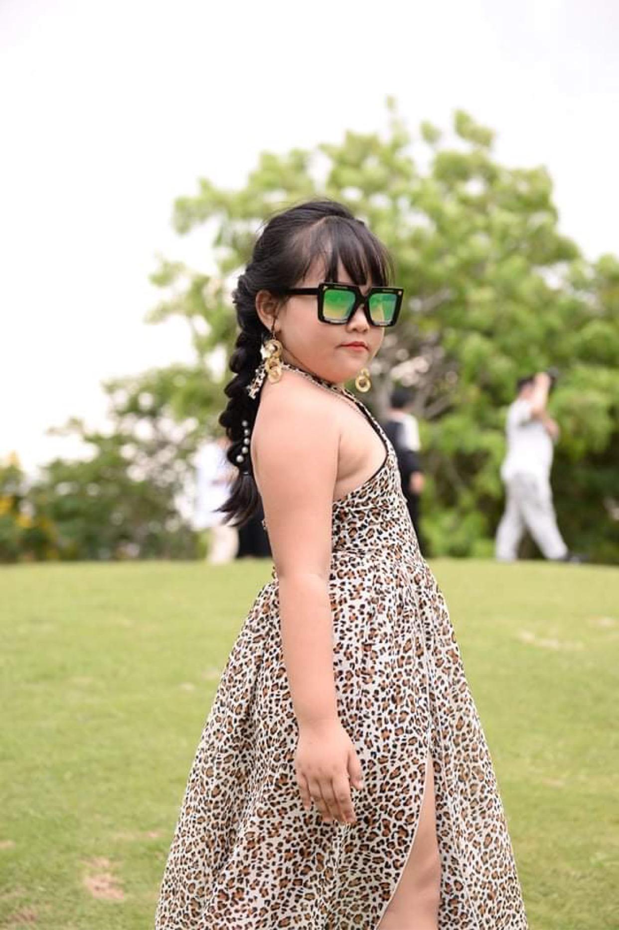 Những bạn nhỏ đáng yêu trong làng thời trang Việt - Ảnh 7.