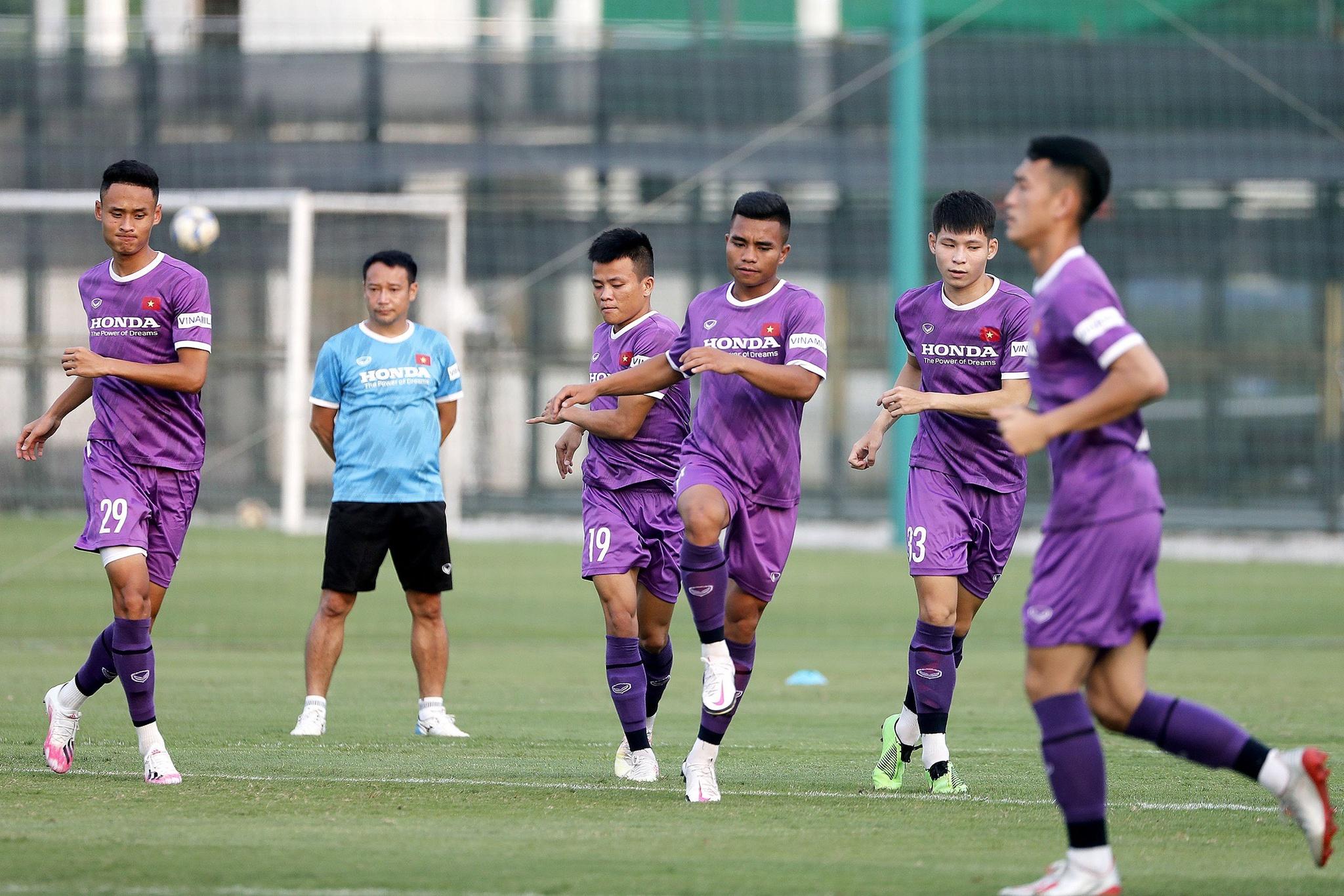 Hạt giống VL U23 châu Á: Việt Nam trên tầm Trung Quốc, Nhật Bản - Ảnh 1.