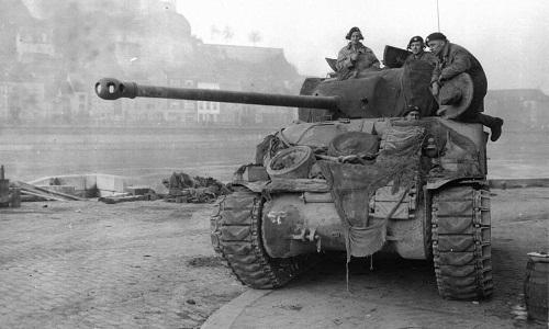 Trận chiến kỳ lạ nhất giữa lính Mỹ và Đức trong Thế chiến II - Ảnh 1.